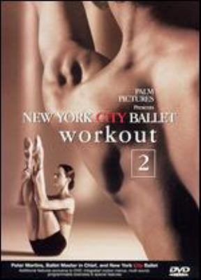 Cover image for New York City Ballet workout 2