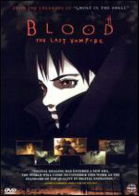 Cover image for Blood the last vampire