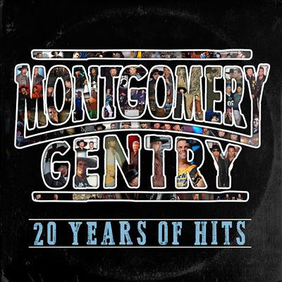 Cover image for 20 years of hits