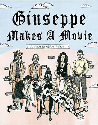 Cover image for Giuseppe makes a movie