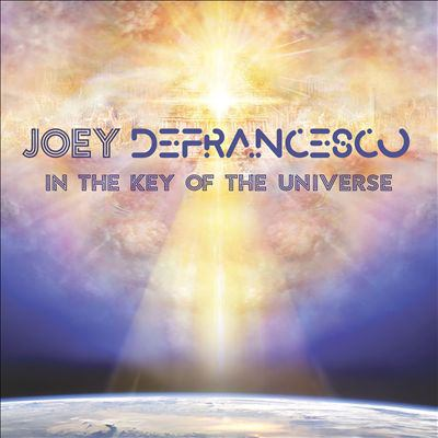 Cover image for In the key of the universe