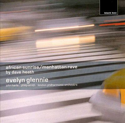 Cover image for African sunrise/Manhattan rave
