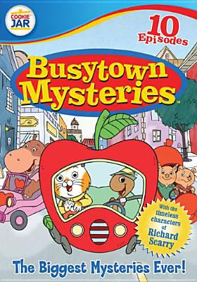 Cover image for Busytown mysteries. The biggest mysteries ever!