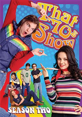 Cover image for That '70s show. Season two