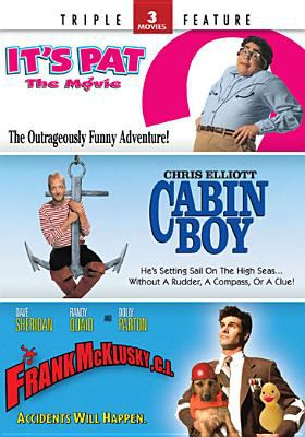 Cover image for Cabin Boy