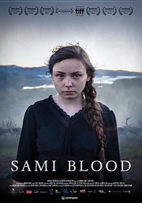 Cover image for Sami blood
