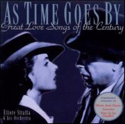 Cover image for As time goes by great love songs of the century