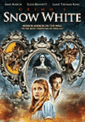 Cover image for Grimm's snow white