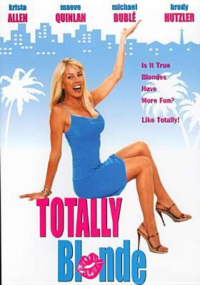 Cover image for Totally blonde