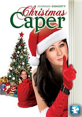 Cover image for Christmas caper