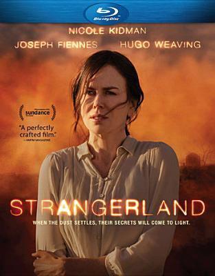 Cover image for Strangerland