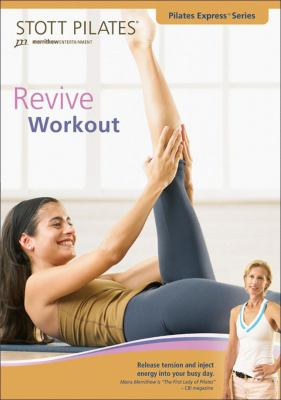 Cover image for Revive workout with Moira