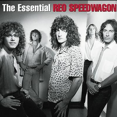 Cover image for The essential REO Speedwagon