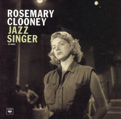 Cover image for Rosemary Clooney, jazz singer
