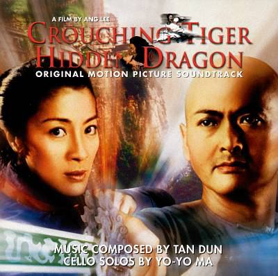 Cover image for Crouching tiger, hidden dragon original motion picture soundtrack