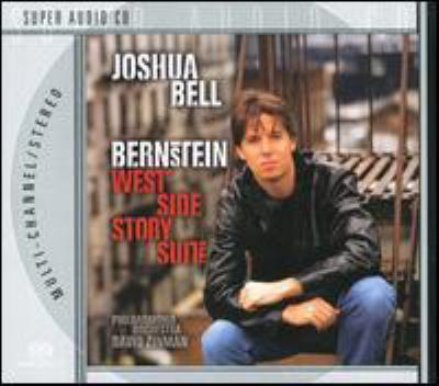 Cover image for West Side story suite