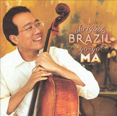 Cover image for Obrigado Brazil
