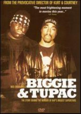 Cover image for Biggie & Tupac