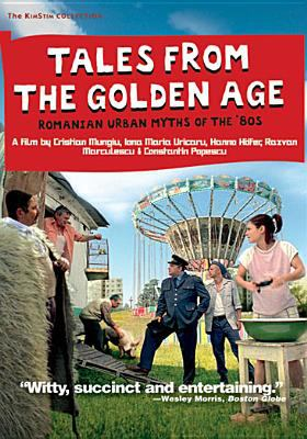 Cover image for Tales from the golden age