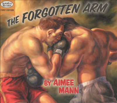 Cover image for The forgotten arm