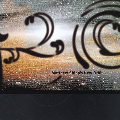 Cover image for Matthew Shipp's new orbit