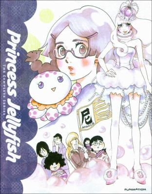 Cover image for Princess Jellyfish. The complete series
