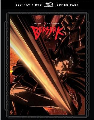 Cover image for Berserk. Season II