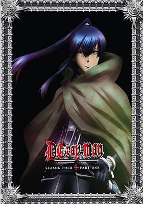 Cover image for D. Gray-man. Season four, part one.
