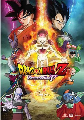 Cover image for DragonBall Z. Resurrection 'F'