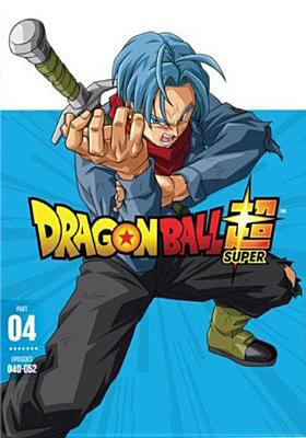 Cover image for Dragon Ball super. Part 04