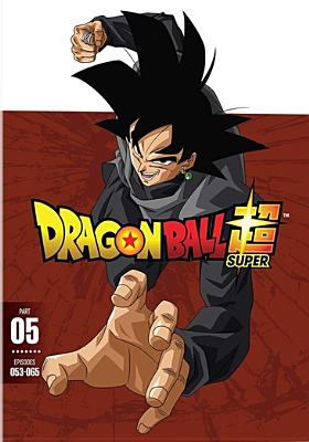 Cover image for Dragon Ball super. Part five.