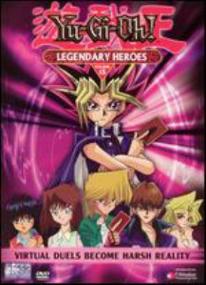 Cover image for Yu-Gi-Oh! Volume 15, Legendary heroes
