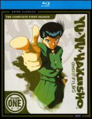 Cover image for Yu Yu Hakusho. The complete first season