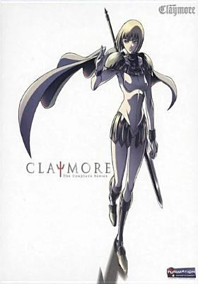 Cover image for Claymore. The complete series