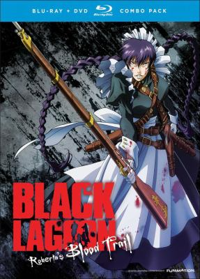 Cover image for Black Lagoon. Roberta's blood trail