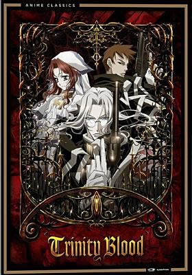 Cover image for Trinity blood. The complete series