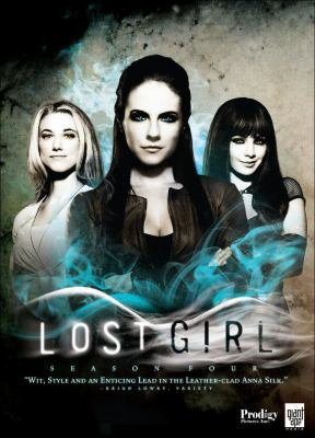 Cover image for Lost girl. Season four