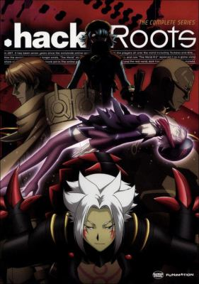 Cover image for .hack//Roots : complete series