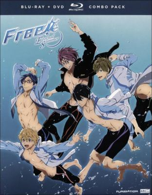 Cover image for Free! eternal summer. The 2nd season