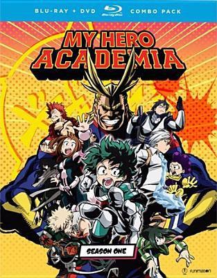 Cover image for My hero academia. Season one