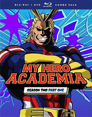 Cover image for My hero Academia. Season two, part one