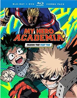 Cover image for My hero Academia. Season two, part two