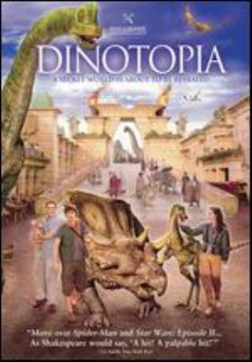 Cover image for Dinotopia