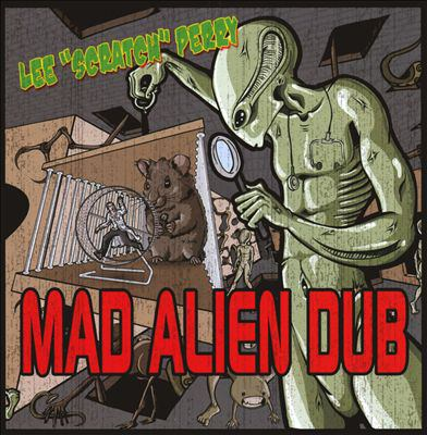 Cover image for Mad alien dub