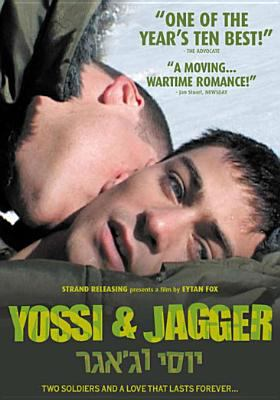 Cover image for Yossi & Jagger