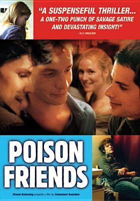 Cover image for Les amitiés maléfiques Poison friends