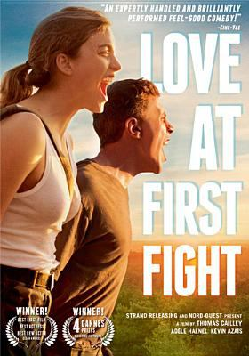 Cover image for Love at first fight