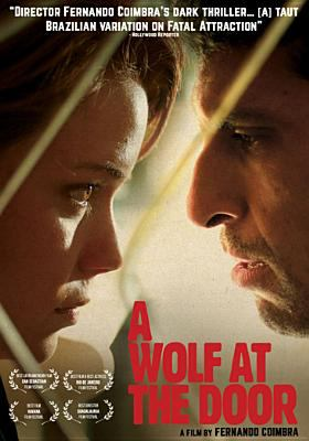 Cover image for Wolf at the door