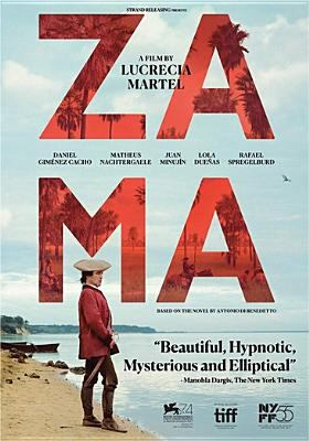Cover image for Zama
