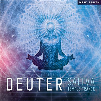 Cover image for Sattva temple trance